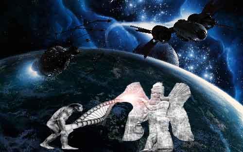 Ануннаки – родители человечества с Нибиру