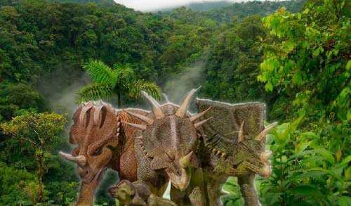 Динозавры – обитатели иной звездной системы