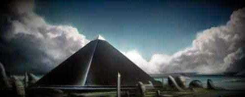 Пирамиды Антарктиды в далеком прошлом