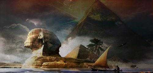происхождение человека, бог, эволюция или инопланетяне
