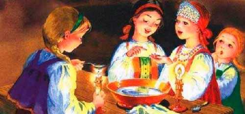 святочные гадания самые верные