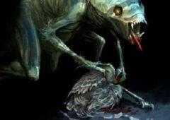 Чупакабра - ночной кровосос
