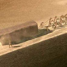 Древняя египетская промышленная зона обнаружена в Луксорской долине обезьян.