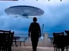 Очевидцы НЛО, встречи с летающими тарелками.