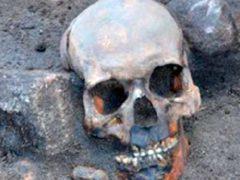 Захоронение вампиров найдено в Польше.