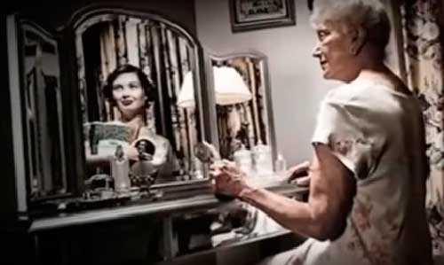 мистика зеркал