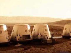 Колонизация Марса: построить дом в марсианской пустыне.