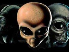 Крушения НЛО, на чем летают инопланетяне.