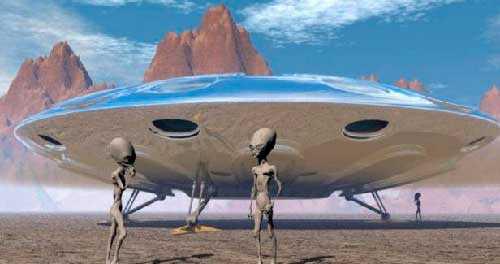 пришельцы частые гости на Земле