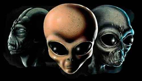 НЛО и пришельцы фото