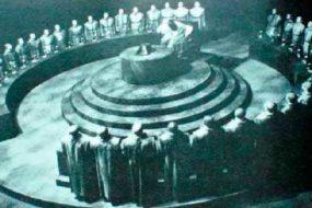 Иллюминаты, мистические правители мира.