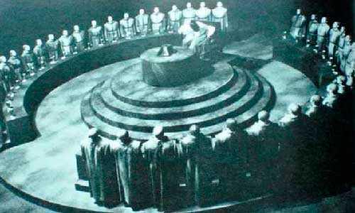 собрание иллюминатов, тайное влияние на мир