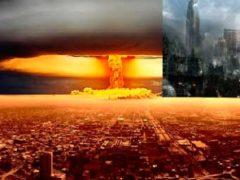 Ядерная угроза: Китай советует, как пережить ядерный взрыв.
