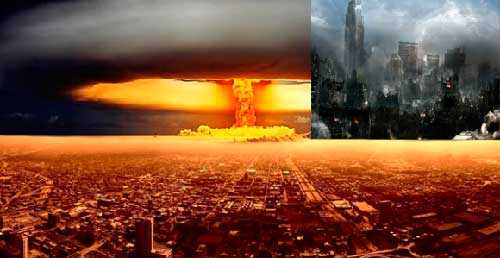 ядерная война и ядерная зима