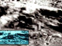 Есть ли база инопланетян на Луне?