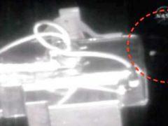 НЛО около МКС, инопланетяне вновь посетили Землю.