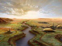 Ученые предлагают план терраформирования Марса.