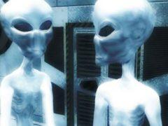 Американское правительство контролируют инопланетяне.