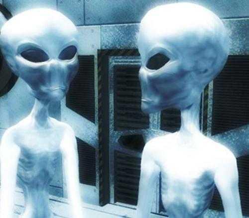 Серые пришельцы планируют вторжение