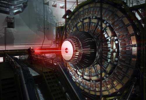 ЦЕРН - Вселенной не существует