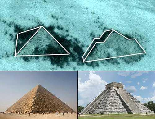 пирамиды древней цивилизации