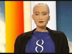 Робот София планирует завести ребенка, это осмысленный шаг искусственного интеллекта.