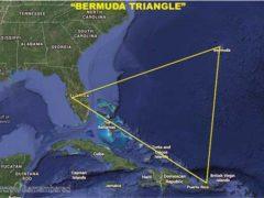 Тайны аномальной зоны Бермудского треугольника.