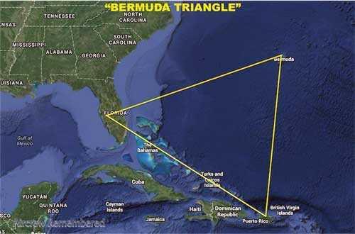 Бермудский треугольник фото