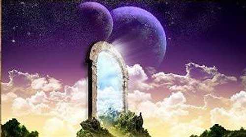 Древние порталы в звездные миры