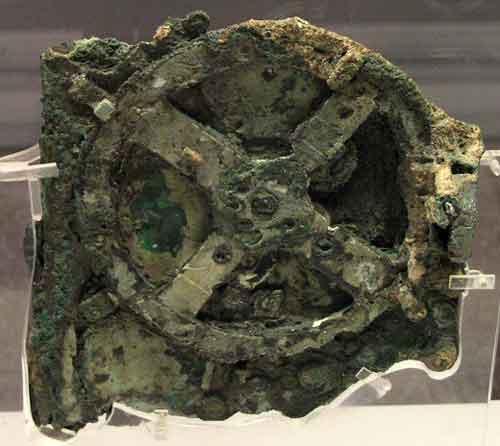 Механизм антикитера, древнейший ноутбук