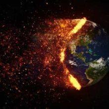 Земля сгорит в 2600 году, предупреждает профессор Хокинг.