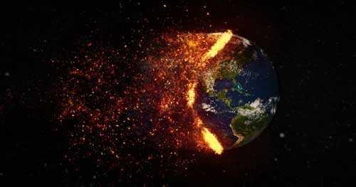 Земля сгорит через 600 лет