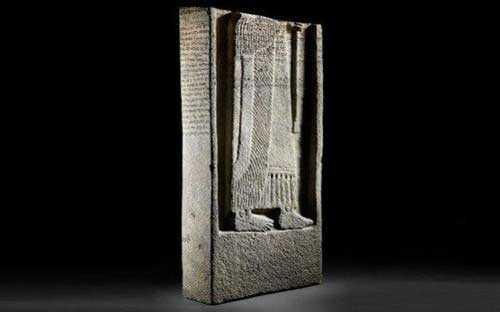 проклятая ассирийская Стела