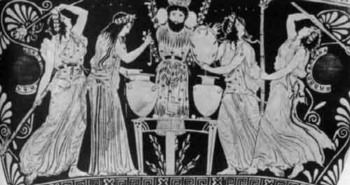 Бессмертие богам давал эликсир жизни