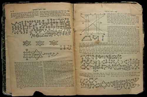 Гримуар, книги магических заклинаний
