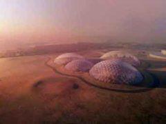 Колонизация Марса: Колония Объединенных Арабских Эмиратов будет на Марсе через 100 лет.