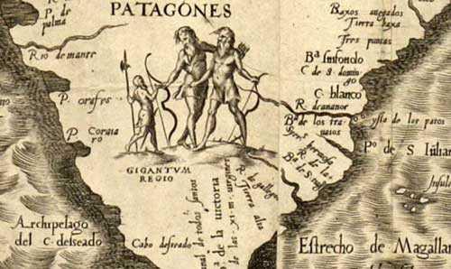 гиганты Патагонии