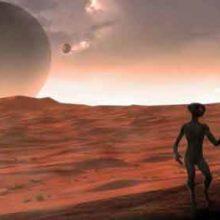 На Марсе была пресная вода и жизнь.