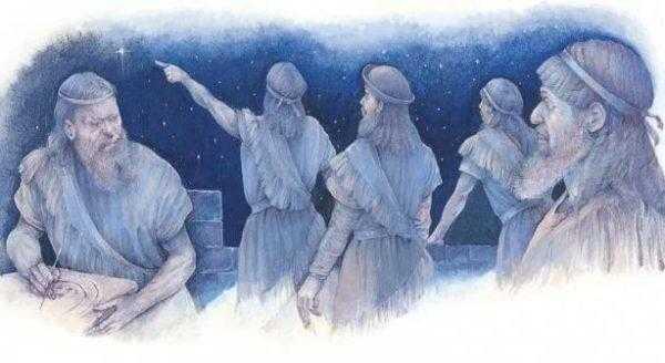 Астрономы Вавилона наблюдали планету Нибиру