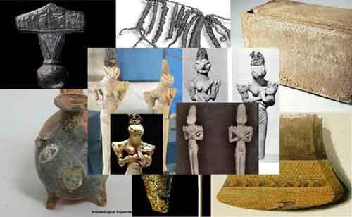 Изумительные артефакты древних цивилизаций обнаруживают археологи по всему миру