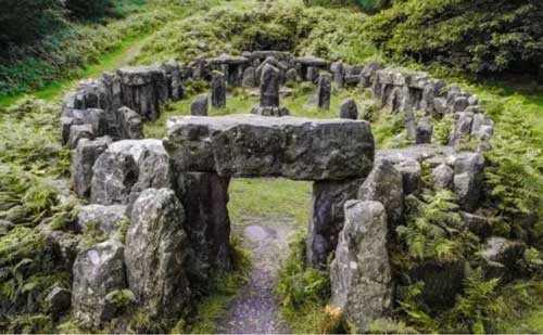 древние мегалиты, тайна больших камней
