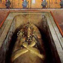 Египетская месть проклятия фараонов.