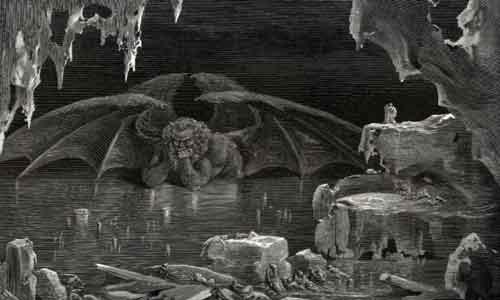 Дьявол приходит на землю