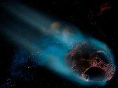 Синий астероид Фаэтон оставил тайну.