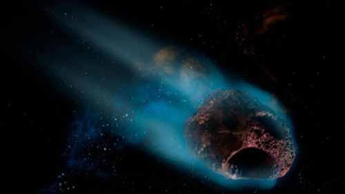 Таинственный синий астероид Фаэтон
