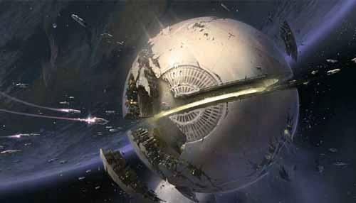 астероид как космическая станция