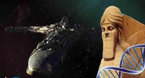 Ануннаки были теми, кто населял Землю
