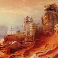 Исследователи на Марсе нашли города, которые скрывают НАСА.