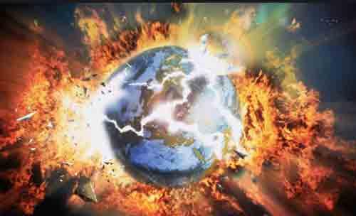 Конец света, умирающее Солнце уничтожит Землю