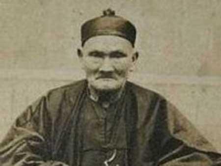 Ли Циньюнь самый старый житель планеты